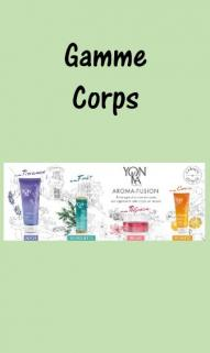 Gamme corps colore
