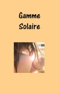 Gamme solaire colore