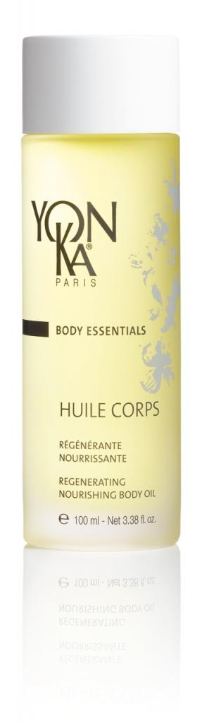 Huile corps bdef np