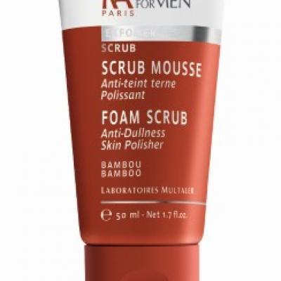 1. Purifier - SCRUB MOUSSE - YON-KA FOR MEN
