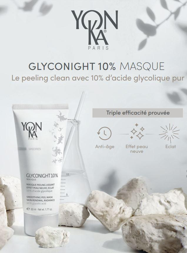 Annonce glyconight