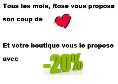 Choix de rose
