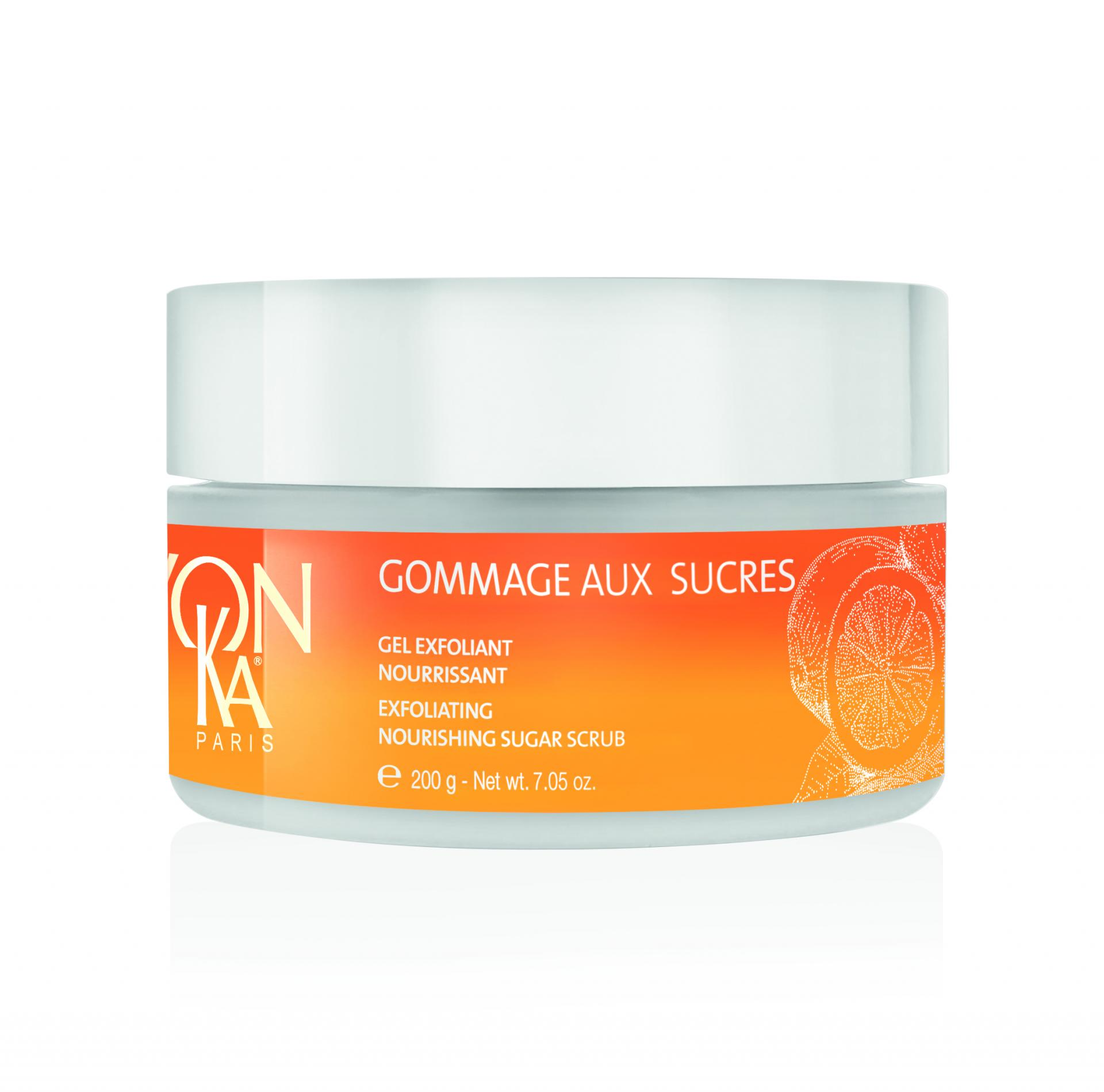 Gommage aux sucres vitalite aroma fusion