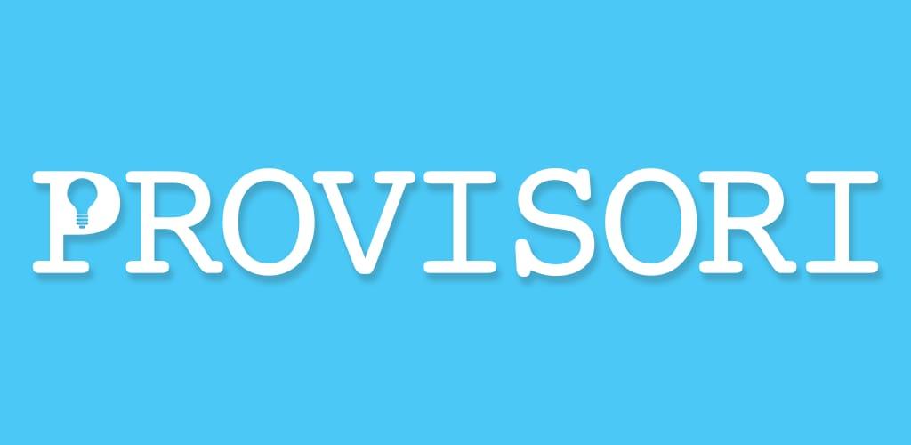 Logo provisori