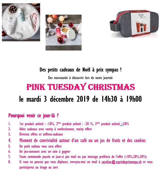 Pink tuesday christmas 1