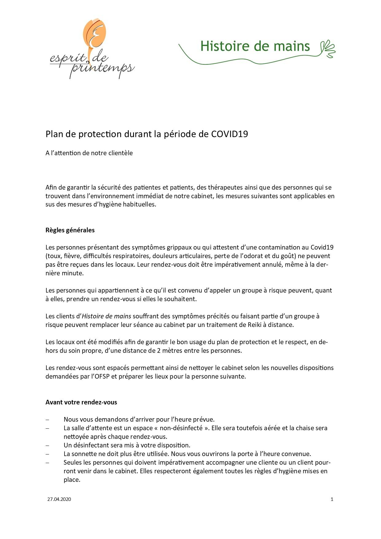 Plan de protection clientele 200426 page1