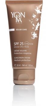 Crème Solaire SPF 25